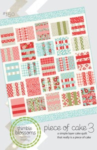 Image of Piece of Cake 3- Pattern 150 PDF pattern
