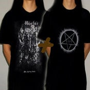 Image of Hortus Animae &quot;The Melting Idols&quot; + &quot;Pentagram&quot; Tees