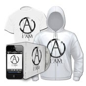 Image of I AM Deluxe Edition CD + I AM Tee + Hoodie