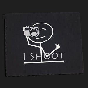 Image of Lens Cloth - I Shoot