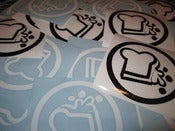 Image of UNF Stickers!!