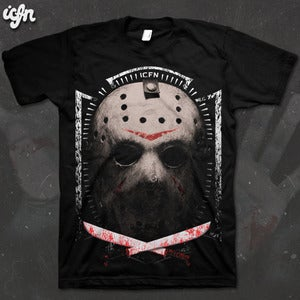 Image of ICFN - Friday The 13th T Shirt