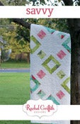 Image of savvy quilt pattern #107 {PDF VERSION}