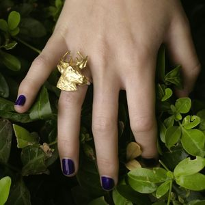 Image of Deer Stag Ring
