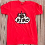Image of YO! AZIMO S/S - RED