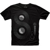 Image of 2 Turntables and a Microphone - Men's/Hombre/Unisex