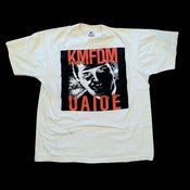 Image of KMFDM UAIOE/ Original Vintage T-Shirt, Rare!