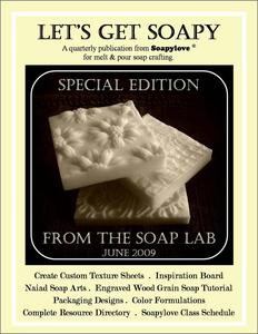 Image of Let's Get Soapy Issue #3: June 2009