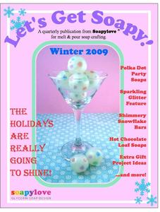 Image of Let's Get Soapy Issue #5: Winter 2009
