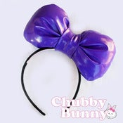 Image of Purple Dreams Bow
