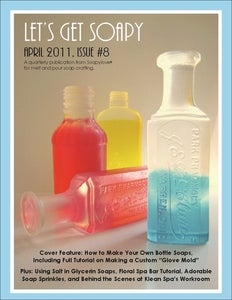Image of Let's Get Soapy Issue #8: April 2011