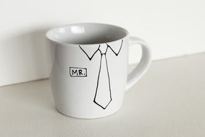 Image of Mr. Mug