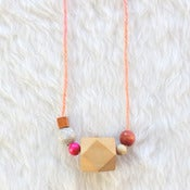 Image of Abacus Necklace