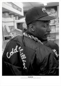 "Image of ""Big Daddy Kane, London 1988"" by NORMSKI (Photograph/Print)"