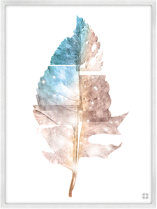 Image of Leafy Mysteries No. 02 Print