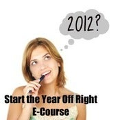Image of Start The Year Off Right E-Course