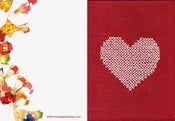 Image of Valentine cards