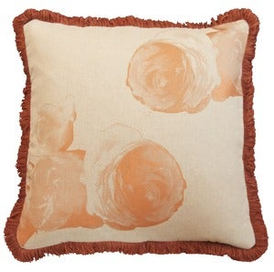 Image of 'Roses For Liz' Cushion
