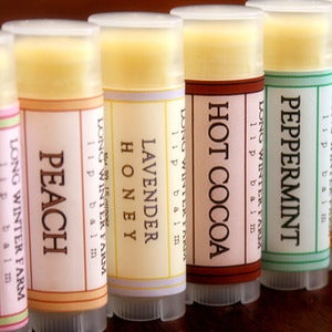 Image of Lip Balm - Click for flavors!
