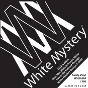 "Image of White Mystery / Black Apple — split (7"")"