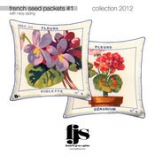 Image of french seed packets #1