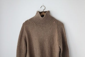 Image of 1970s funnel neck jumper {SOLD}