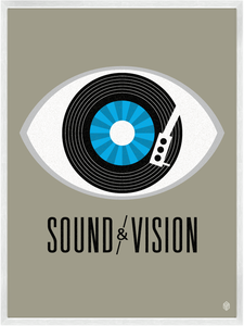 Image of Sound & Vision Print
