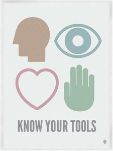 Image of Know Your Tools Print