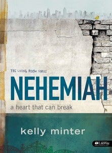 Image of Nehemiah: A Heart That Can Break (Study)