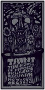 Image of Taint gigposter