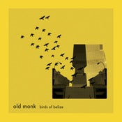 "Image of Old Monk ""Birds of Belize"" LP/digital"