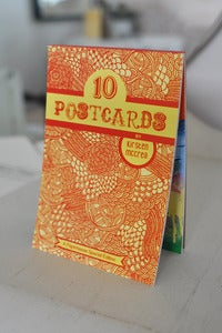 Image of Ten Postcards