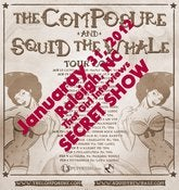 Image of Squid the Whale/The Composure/Attalus tickets 