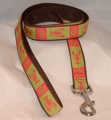 Image of Maine Lady Lobster Dog Leash on UncommonPaws.com