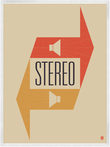 Image of Stereo Print