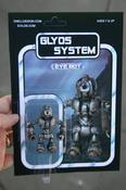Image of Glyos x Evilos Eye Bot No.1 Carded