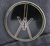 Image of metal pin