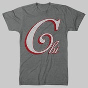 Image of Script Chicago T-Shirt
