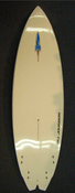 Image of  6' BoardworksBill Johnson Stealth Quad