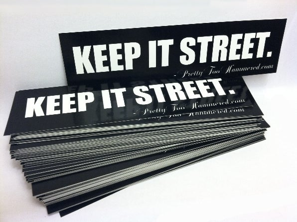 "PTH ""Keep It Street"" Stickers Securedownload1111"