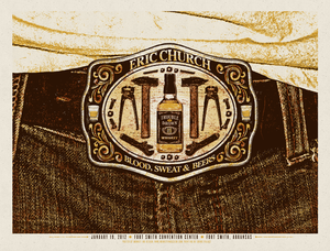 Image of Eric Church - Fort Smith, AR