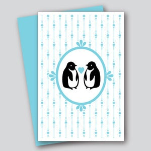 Image of Penguin Card