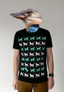 Image of CATS! T shirt (unisexy)
