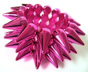 Image of Pink Spike bracelet