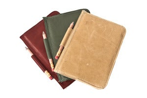 Image of WRITER - Moleskine Compatible Leather Notebook (SM)