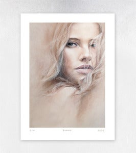 Image of Bannie Limited Edition Print