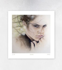 Image of Laura Limited Edition Print