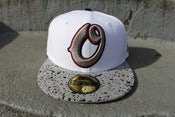 Image of ONENESS CEMENT VISOR NEW ERA FITTED HAT