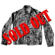 Image of Billionaire Boys Club Digital Camo Jacket