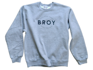 Image of Tribe Crew Neck Grey